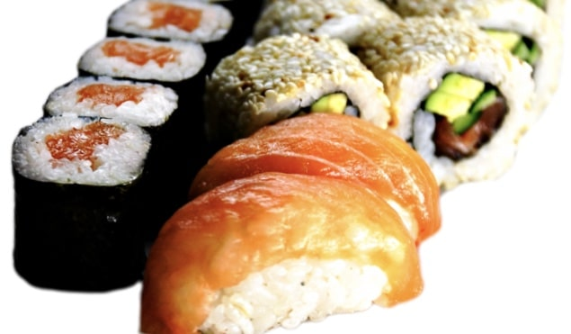 Суши сет Два самурая