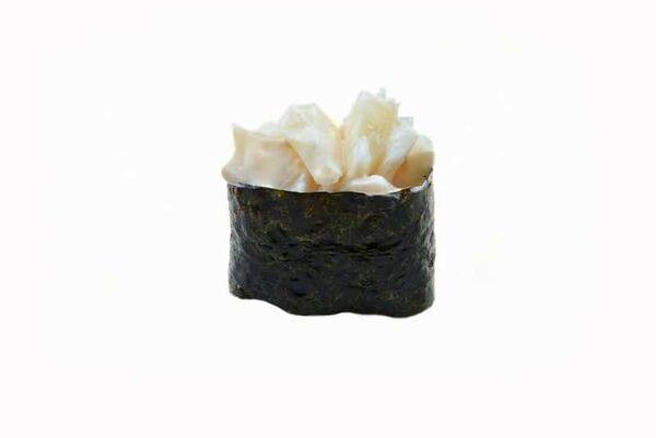 Гункан спайс с морским гребешком