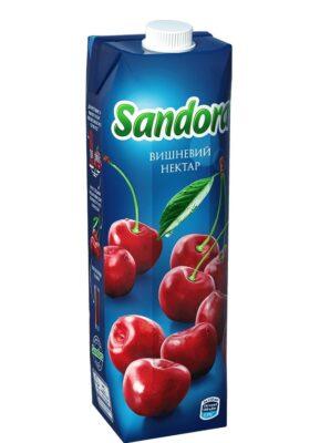"""Вишневый сок """"Sandora"""""""